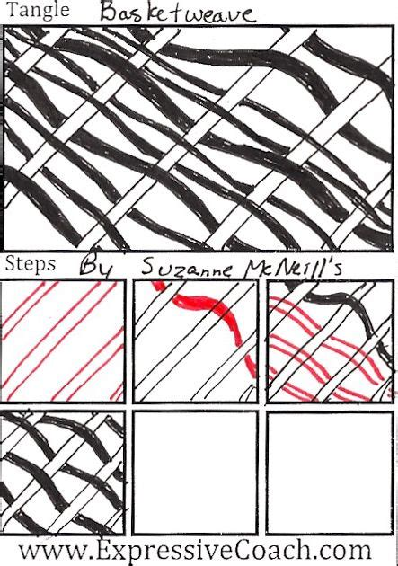 zentangle basket pattern 17 best images about zentangle instructions on pinterest