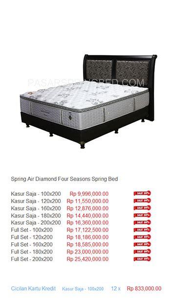 Kasur Bed Air kasur air harga bed termurah di indonesia