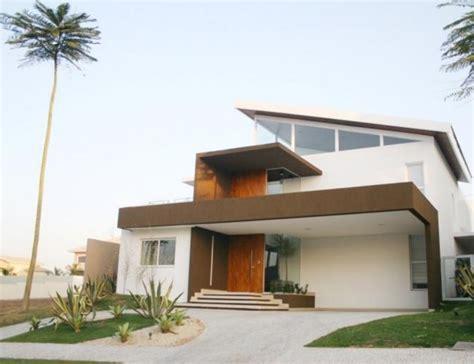 techos modernos fachadas de casas con techos inclinados