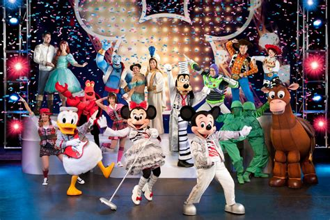 The Mouse Show by Disney Live Mickey S Festival