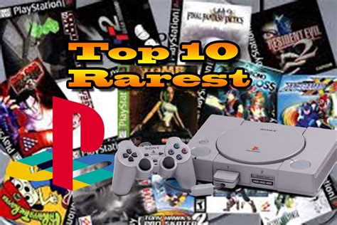 psx best top 10 rares ps1 most expensive ps1