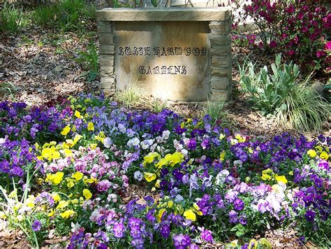 Uncc Botanical Gardens Unc Botanical Gardens Cityseeker