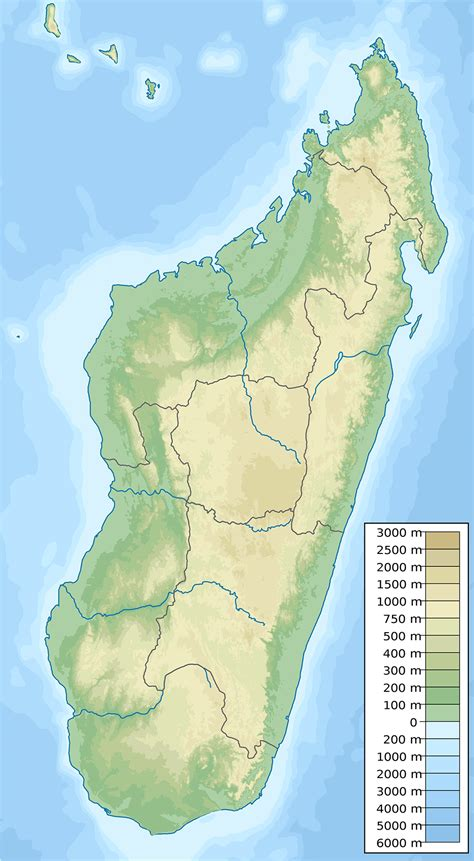 map of madagascar madagascar map with cities blank outline map of madagascar