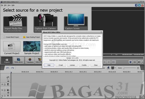tutorial edit video dengan avs video editor avs video editor 6 3 1 231 full patch tutorial tutorial
