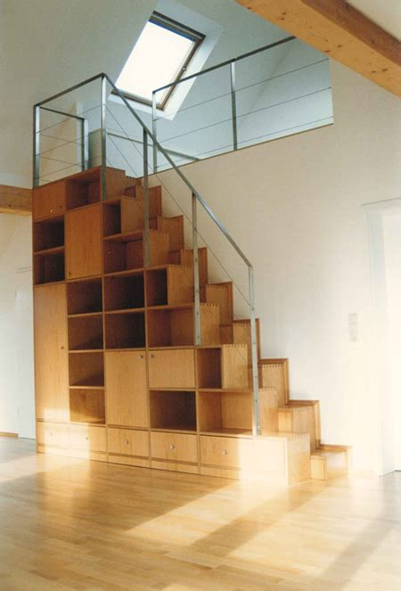 Regal Unter Treppe by Spartreppe Regal Diele Treppe