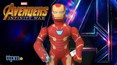avengers infinity war cannon action iron man