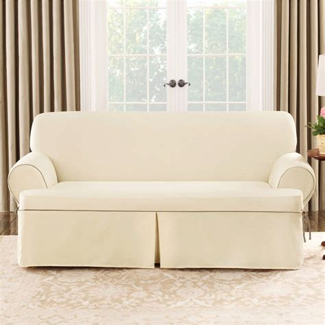 3 T Cushion Slipcovers For Sofas Smileydot Us Three Sofa Slipcover