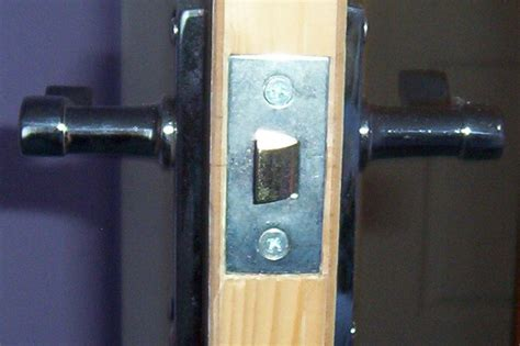 fitting a mortice latch fitting a mortise latch diy doctor