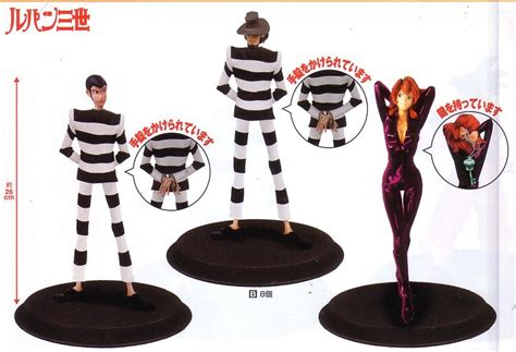 Figure Anime Stylish Figure The Prison Breakers Ii Mine Fujiko dx stylish figure jigen daisuke prison breakers ver my anime shelf