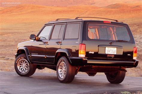 jeep cherokee 2001 jeep cherokee 1997 1998 1999 2000 2001 autoevolution