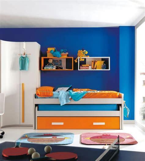 kinderzimmer blau orange kinderzimmer m 246 bel bunte frische ausstattung f 252 r ihre