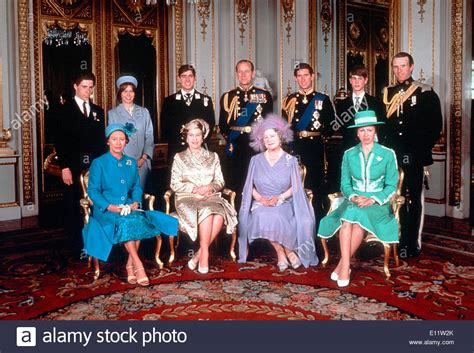 House Of Windsor Royal Family Stock Photo Royalty Free Image 69497755 Alamy