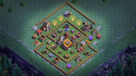 coc effective layout 12 very best bh6 base layouts 2018 coc base