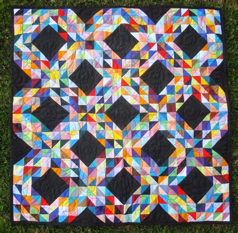quilt pattern ocean waves little bunny quilts finished ocean waves mini quilt