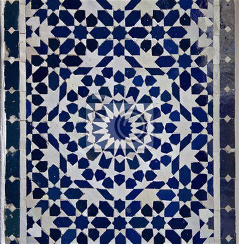 Mosaik Muster Vorlagen Drucken Sticker Zellige Marokkanischen Fliesen Muster Mosaik Wandtatoo Aufkleber Pixers De