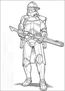 clone trooper coloring pages clone trooper sniper coloring page coloring pages