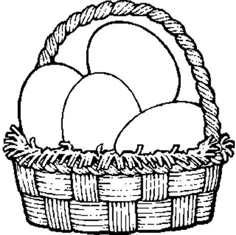 huevos con caritas para colorear la magia de vivir colorear cesta con huevos