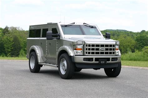 The Rise Of Personal Armored Vehicles Travel