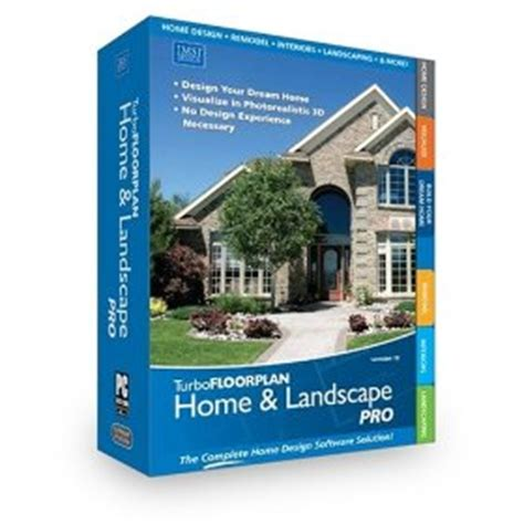 three of the best landscape design software programs