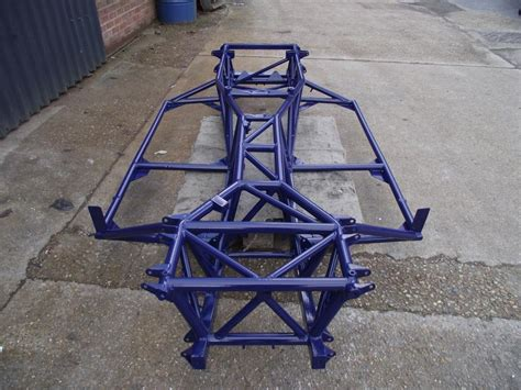 Tvr Chimaera Chassis Tvr Griffith Chassis Replacement Restoration Mat Smith