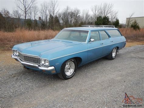 1970s chevy impala for sale 1970 chevrolet impala station wagon