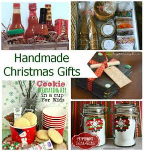 Unique Handmade Gift Ideas - handmade gifts