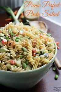 picnic perfect pasta salad the best blog recipes