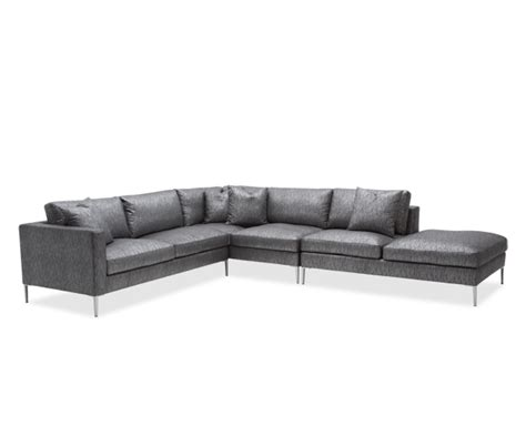 michael amini sectional michael amini studio aeria sectional horizon home furniture