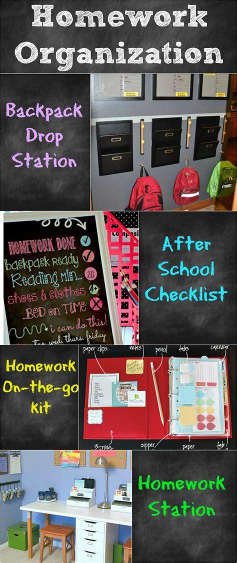 homework organization and planning skills 1000 ideas about kids school organization on pinterest