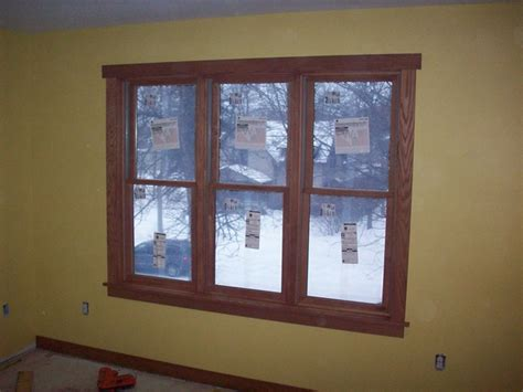 trim a window interior interior trim northfield construction company