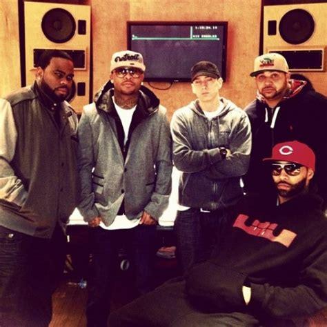 slaughter house music crooked i reveals new eminem produced song on slaughterhouse album eminem recording