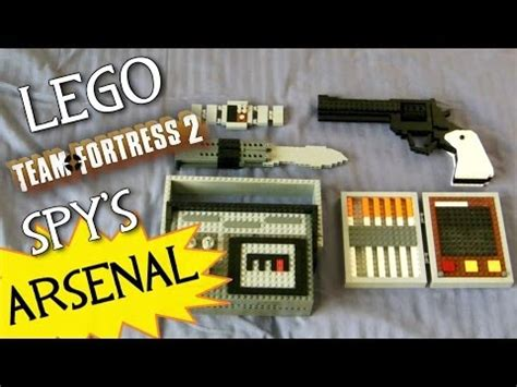 lego tf2 tutorial team fortress 2 youtube