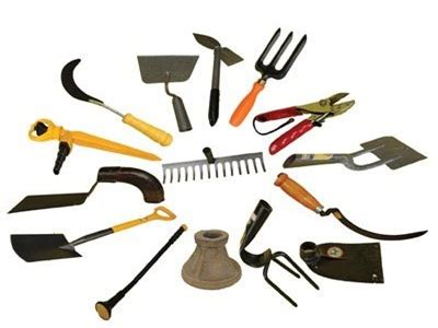 basic garden tools list   gardening tools