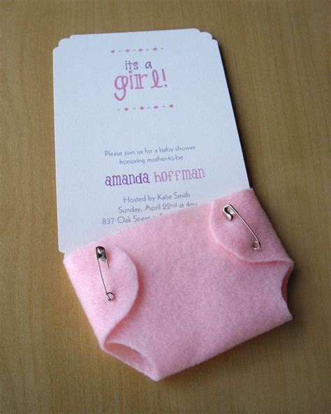 invites for baby shower ideas diy baby shower invitations ideas to make at home