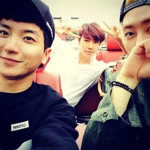 donghae leeteuk and eunhyuk kpopselca