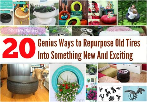 Paintings For Home Decor 20 Genius Ways To Repurpose Old Tires Into Something New