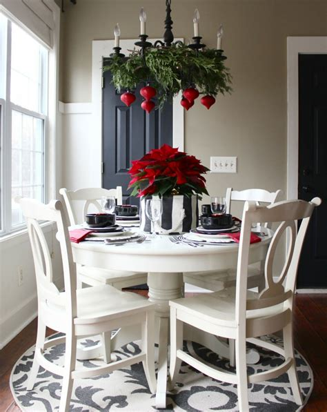 decorar mesa de comedor de navidad ideas para decorar tu casa en navidad de forma sencilla