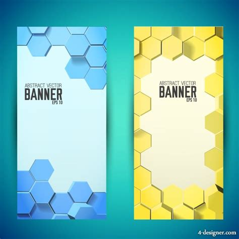 design background x banner 4 designer cellular shades template vector background banner
