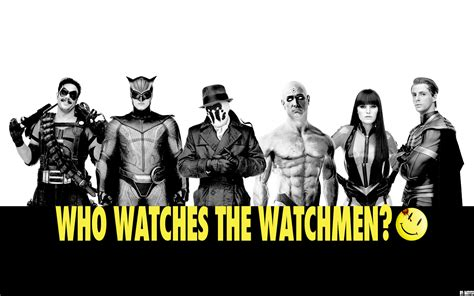 The Watchman who watches the watchmen nataliewoodrum