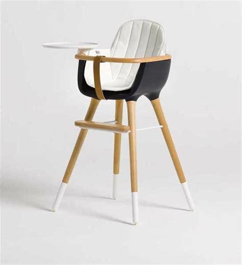 chaise haute transparente le monde de l 233 a
