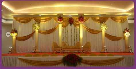 indian wedding reception stage decoration ideas a wedding planner indian wedding and reception stage