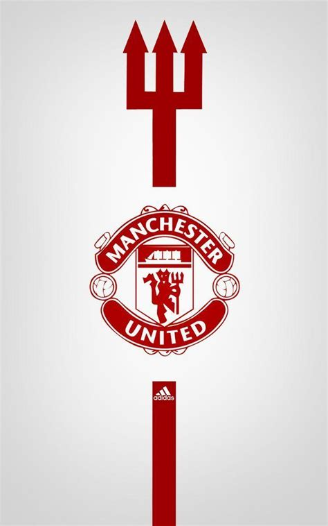 wallpaper adidas manchester united wallpapers logo manchester united 2016 wallpaper cave