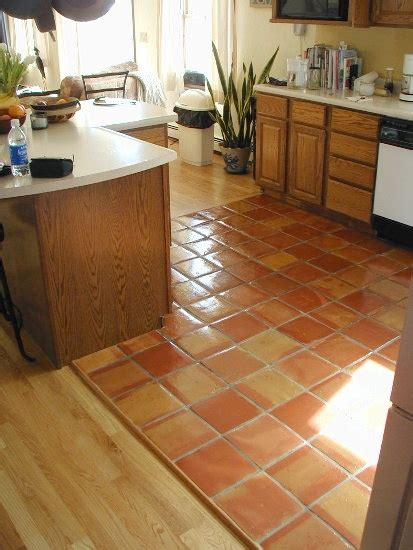 terracotta kitchen tile shore tile co inc photo gallery