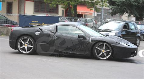 Ferrari F450 by Ferrari F450 2010 New Spy Photos In Italy By Car Magazine