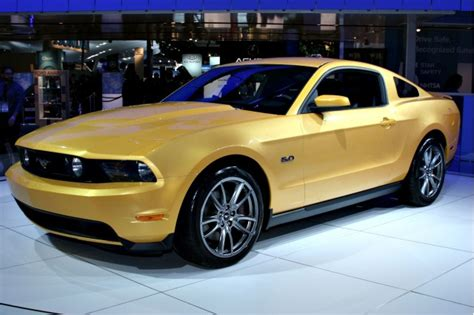 Vanilla Mustang by Vanilla Dishes About The Ford Mustang 5 0