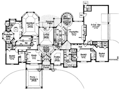 unique ranch house plans open floor plans small home unique open floor plans