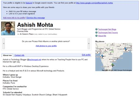 how to make your profile listed in search result in seconds