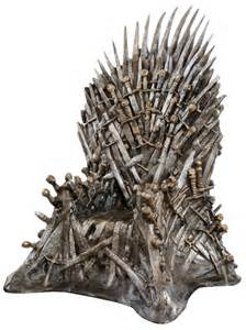buy the iron throne from of thrones for 30 000