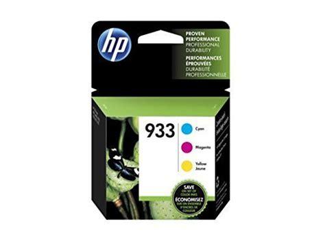 Hp Original Ink Cartridge 933 Magenta hp 933 cyan magenta yellow original ink cartridges 3