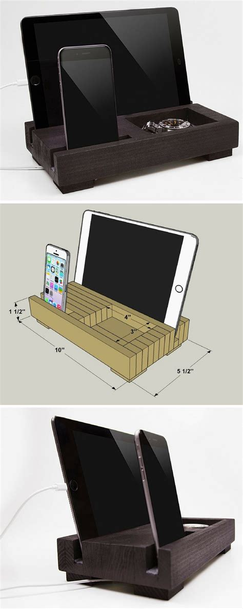 desk l with charging station 4611 best images about coisas pequenas on pinterest